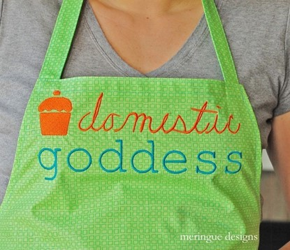 Picture of Domestic Goddess